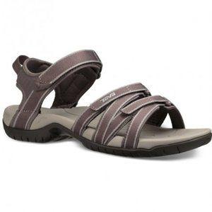 Teva Tirra Sandals Plum Truffle EUC - 6